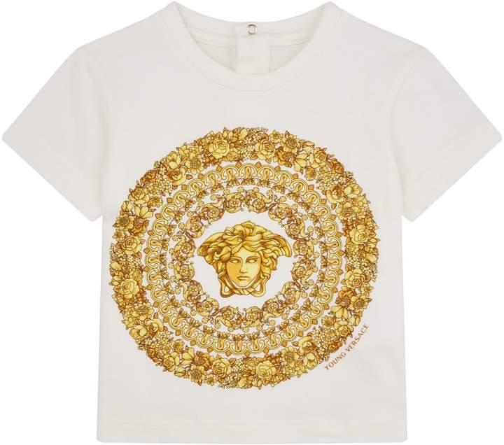 Versace Baroque Medusa T-Shirt
