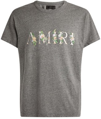 Amiri Floral T-Shirt