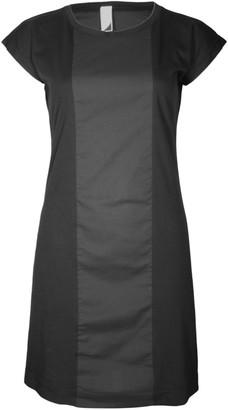 Format PLUM Black Single Plain Dress - XS - Black