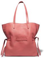 Jil Sander Textured-Leather Shoulder Bag