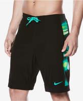"Nike Men's Big & Tall Racer E-Board 9"" Swim Trunks"