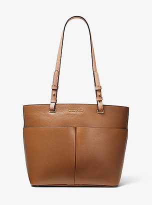 MICHAEL Michael Kors MK Bedford Medium Pebbled Leather Tote - Acorn - Michael Kors