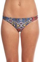 Roxy Poetic Mexic' Reversible Surfer Bikini Bottom 8156124