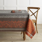 Williams-Sonoma Williams Sonoma Acorn Harvest Jacquard Tablecloth