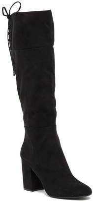 Kenneth Cole Reaction Corie Block Heel Tall Boot
