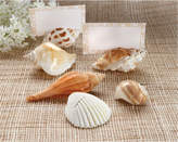 Kate Aspen Shells By The Sea Set Of 12 Place Card Holders