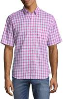 Tailorbyrd Men's Aleppo Cotton Button Down Shirt
