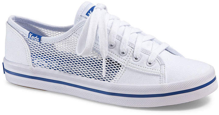 Keds Kick Stripe Womens Sneakers Lace-up