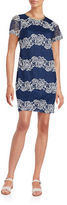 Jessica Simpson Lace Overlay Dress