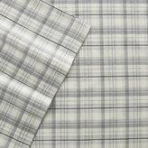 Eddie Bauer 216279 Beacon Hill Flannel Sheet Set