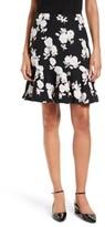 Kate Spade Women's Posy Floral Flounce Skirt