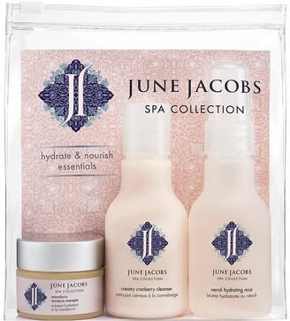 June Jacobs Hydrate & Nourish Essentals Kit