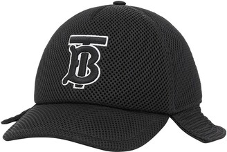 Burberry Monogram Motif Reconstructed Baseball Cap