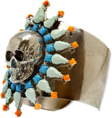 Tom Binns Skull Coloured Cuff