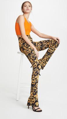 Versace Pantaloni Jersey Pants