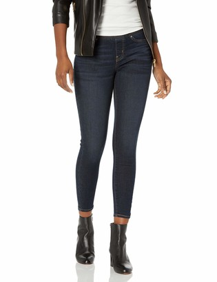 Signature by Levi Strauss & Co. Gold Label Signature by Levi Strauss & Co Women's Totally Shaping Pull-on Skinny Jeans