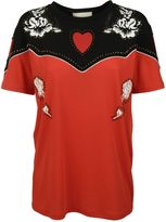 Gucci Flower And Heart T-shirt