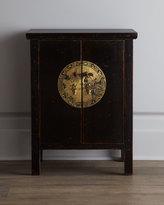 Horchow Antique Wood Cabinet