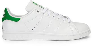 adidas Stan Smith in White & Green   FWRD
