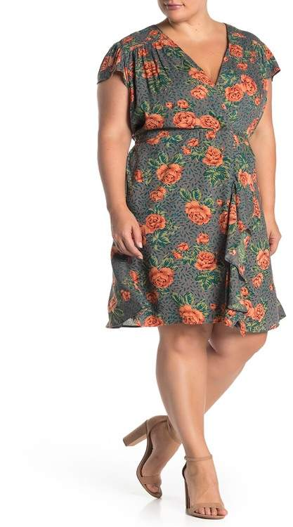 Plus Size Teal Dress - ShopStyle