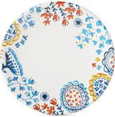 Dansk Nilsen Floral Border Dinner Plate