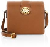 Mark Cross Cupola Leather Crossbody Bag
