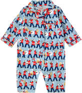 Cath Kidston Marching Band Baby Woven Romper