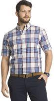 Arrow Men's Madras Plaid Button-Down Shirt