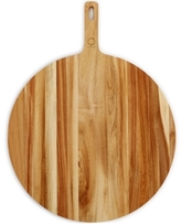 Martha Stewart Collection CLOSEOUT! Collection Round Acacia Paddle Cutting Board