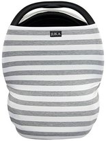 JLIKA Baby Car Seat Canopy Covers, Stretchy Breastfeeding Cover