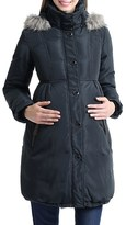 Women's Kimi And Kai Lizzy Water Resistant Down Maternity Parka