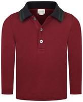 Burgundy kids top shopstyle uk Burgundy polo shirt boys
