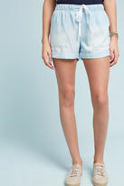 Cloth & Stone Chambray Shorts