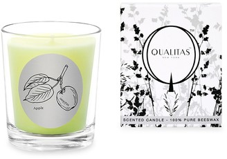 Qualitas Candles Apple Scented Beeswax Candle