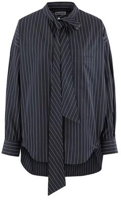 Balenciaga New Swing poplin shirt