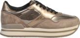 Hogan H22 Sportivo suede sneaker