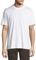 Brunello Cucinelli Lightweight Crewneck T-Shirt, White