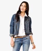 FOREVER 21 Essential Denim Jacket