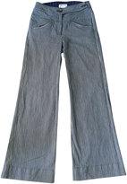 Chanel Jeans évasé, boot-cut