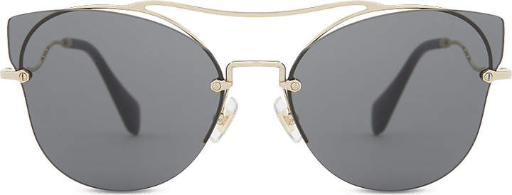 f0a62cd23bccf Women Butterfly Frame Sunglasses - ShopStyle