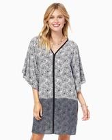 Charming charlie Printed Gardens Kimono Dress