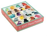 Chronicle Books Avian Friends 1000pc Puzzle 1001pc