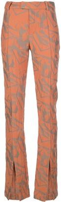 Alexis Attila slim-fit trousers