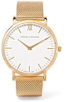Larsson & Jennings Lugano Gold-plated Watch - One size