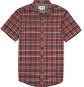 Billabong Men's Roadhouse Short Sleeve Woven Shirt