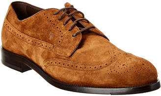 Tod's TodS Suede Oxford
