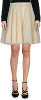 RED Valentino Knee length skirts - Item 35325949