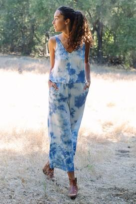 Rachel Pally Rayon Tie-Dye Lizzie Tank