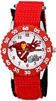 Marvel Kids' W001535 The Avengers Iron Man Stainless Steel Watch