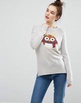 Brave Soul Robin Holidays Sweater